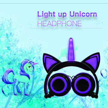 Cuffie Unique Unicorno Cat Ear