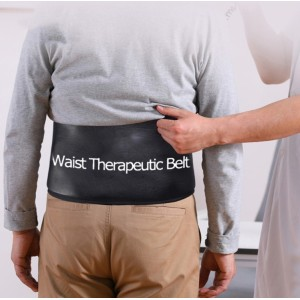 Electronic Pulse Waist Therapeutic Belt