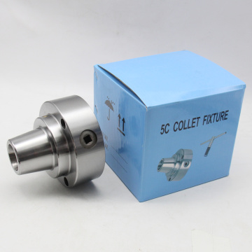 CNC lathe parts 5c collets