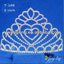 Small Rhinestone Princess Tiaras