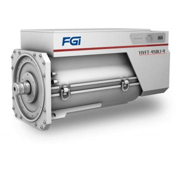 Intrisically Safe Explosion Proof VFD Motor