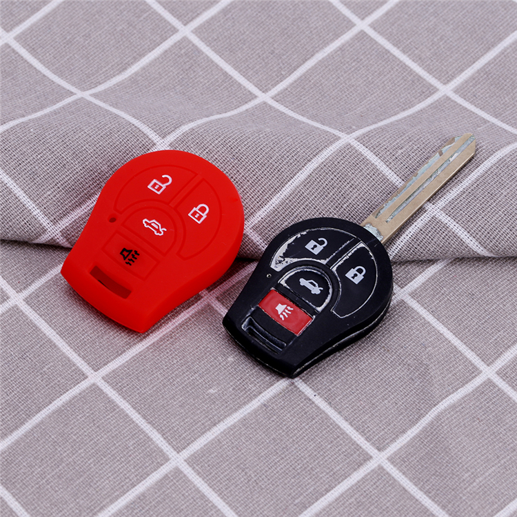 Car Key Silicone Cover