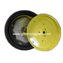 AA22780 Gauge wheel half yellow fits MaxEmerge