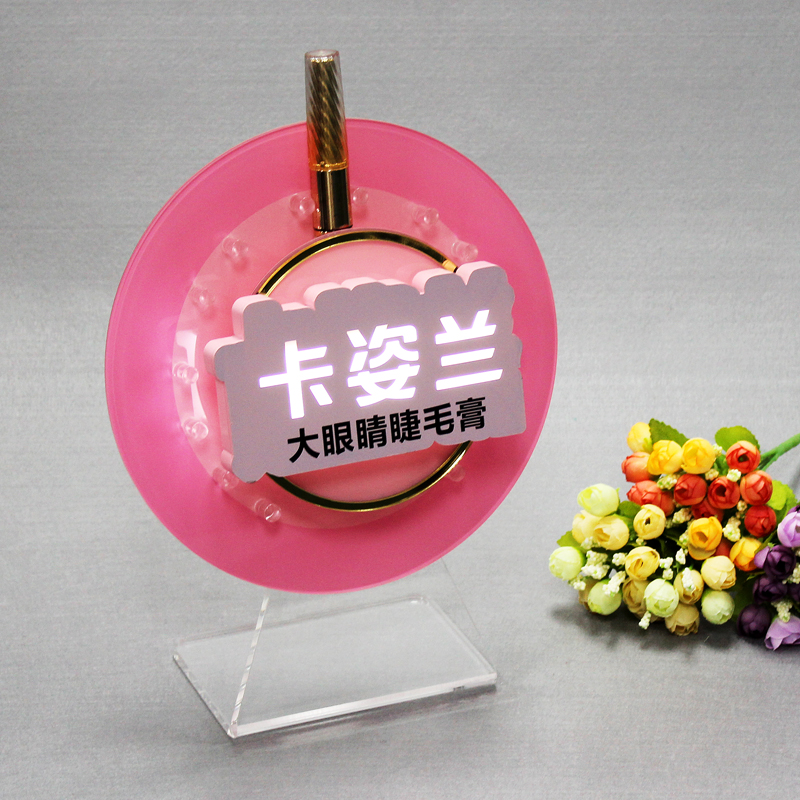 Acrylic Eyelash Display Stand