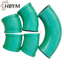 Leading for Concrete Pump Elbow Concrete Pump Pipe Fitting Casting Elbow supply to Rwanda Manufacturer