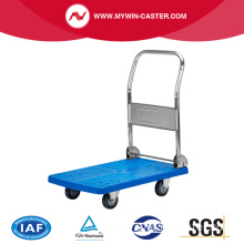 Steel Platform Hand Trolley