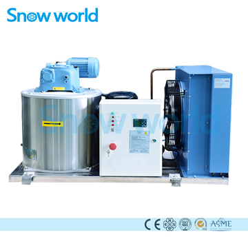 Snow world 750KG Flake Ice Machine
