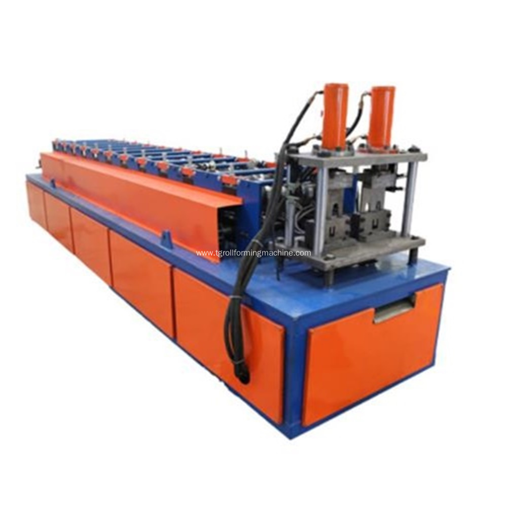 Light Gauge Steel Profile Roll Forming Machine