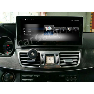 Factory Free sample for Supply Various Mercedes-Benz Car Multimedia,Mercedes-Benz Car Multimedia System,Mercedes-Benz Car Entertainment System, of High Quality Android stereo multimedia player for Benz E Class supply to Lesotho Manufacturers