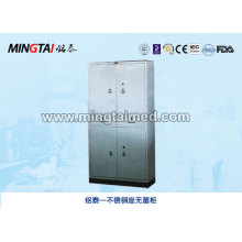 Stainless steel base sterile cabinet
