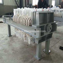 Petroleum Sludge Plate and Frame Filter Press Machine
