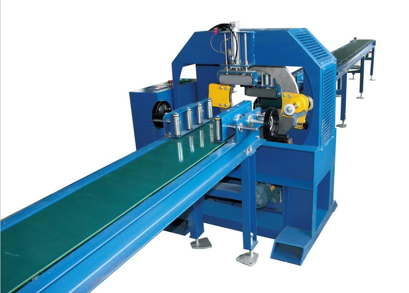 Pipe Flow Wrap Machine
