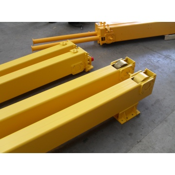 Crane End carriage Device