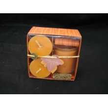 Premium Quality Scented Yellow Votive Candle