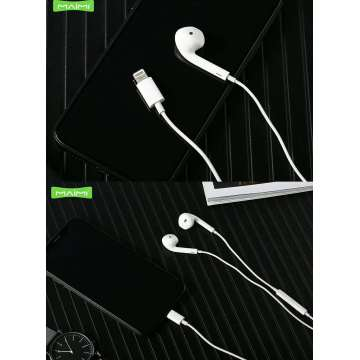 China for Earphones With Mic Best Apple in ear headphones export to India Manufacturer