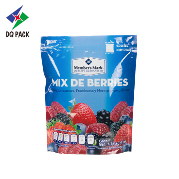 Factory Wholesale Ziplock Packaging For Fruit Candy