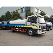 Foton 12ton Water Sprinkling Tank Trucks