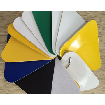 PVC and PU environmentally friendly basketball leather