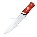 Promotion Rosewood Handle Bowie Knives Outdoor Knife