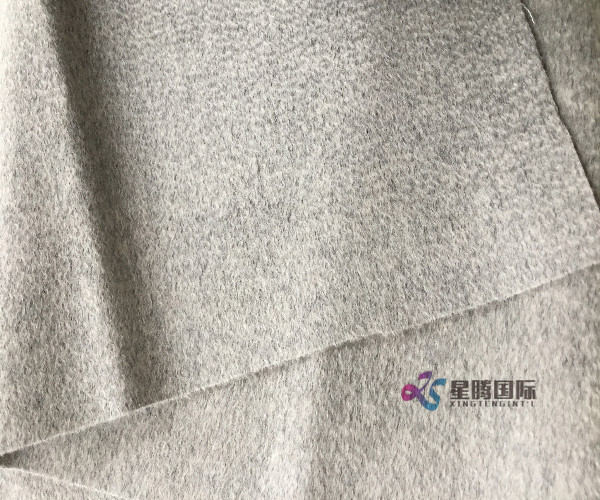 Cashmere Blend Winter Coat Fabric