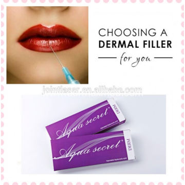 Collagen Wrinkle Filler for Lines Around Mouth