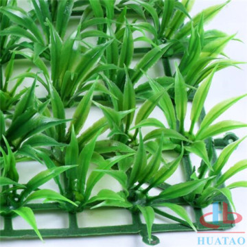Customized UV Protected Artificial Plant Wall