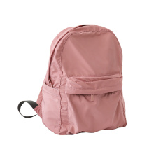 Factory selling for Plush School Bag Durable Packable Lightweight Travel School Backpack Daypack supply to Malaysia Factory