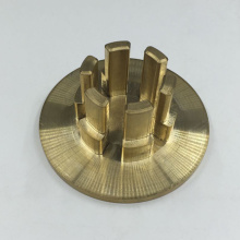 Custom Brass Electrical Components Machining