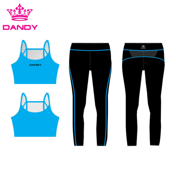 Best Price for for Sublimation Tank Top custom blank women yoga crop top export to China Exporter