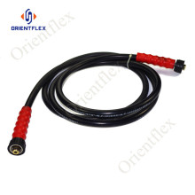 rubber car wash 50 ft pressure hose washer