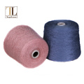 Topline 3nm fancy brushed mohair yarn cone
