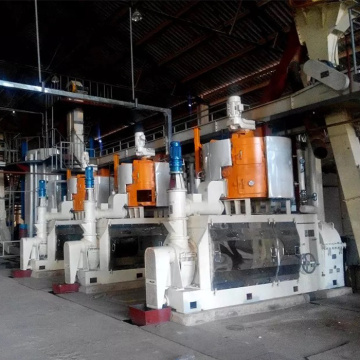 Hot Sale of Soybean Oil Prepress Machine