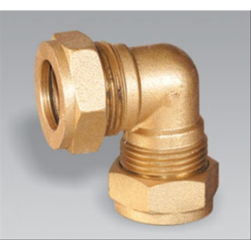 Fast Delivery for China Brass Fitting,Copper Male Union,Brass Compression Tee,Brass Compression Nipple Manufacturer Brass 90' Compression Elbow export to Japan Factory