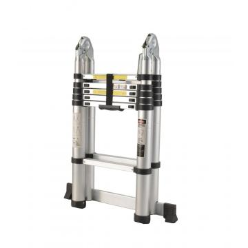 Aluminum Telescopic double ladder