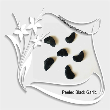 Black Garlic One Popular Food