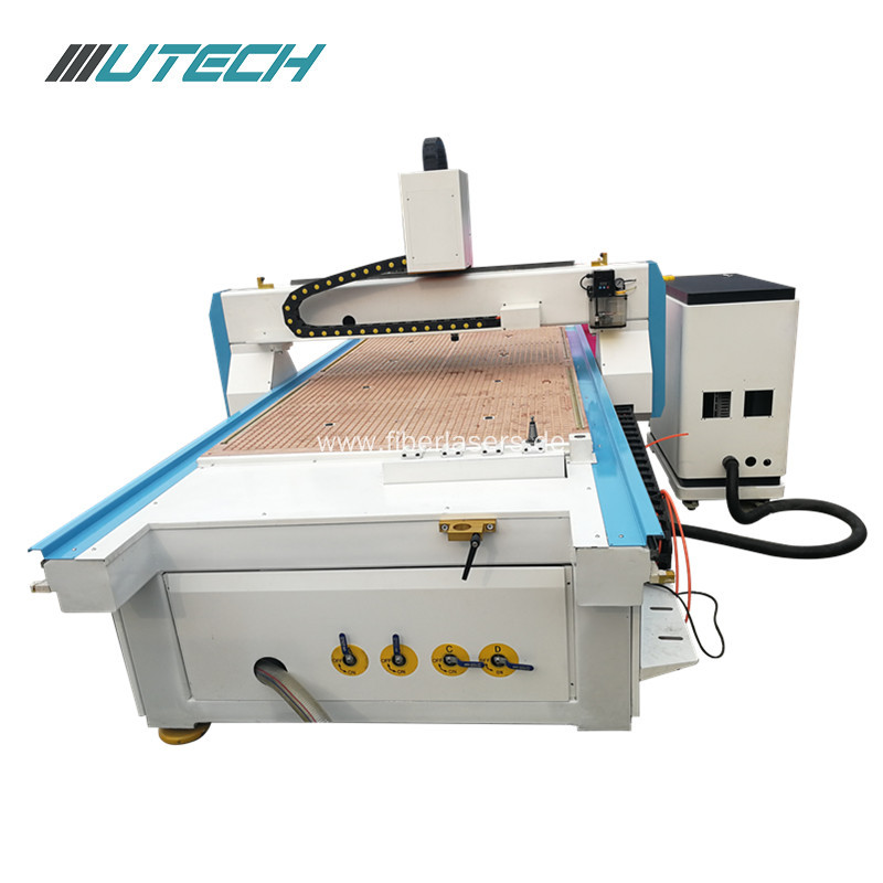 atc cnc woodworking engraver with vacuum table