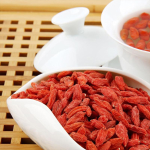 NingXia Tribute fruit Quality Bulk Dried Goji Berry