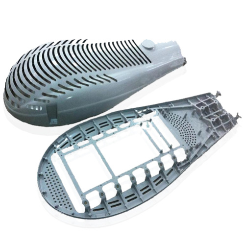 Road lighting aluminium die casting mould
