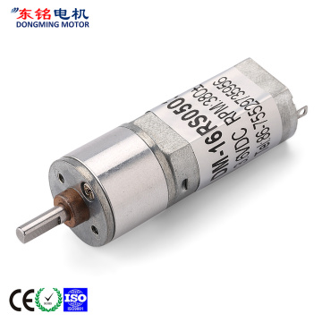 16mm 3v dc spur gear motor
