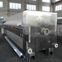 Chlorinated Mashed Mud Stainless Steel Chamber Filter Press