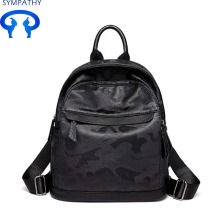 Customize the backpack with Oxford spinning backpack bag