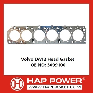 High Quality for for Head Gasket Volvo DA12 Head Gasket 3099100 export to Guatemala Importers