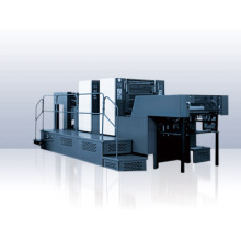 Double Color Offset Printing Machine