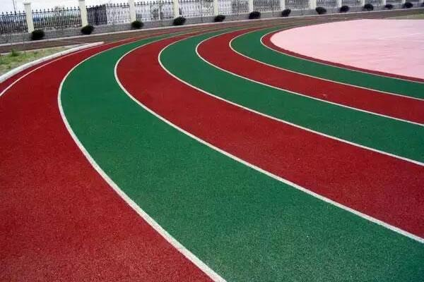 Customized Track and Fields Surface
