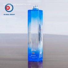 500ml Square Wine Spirit glass bottle 700ml