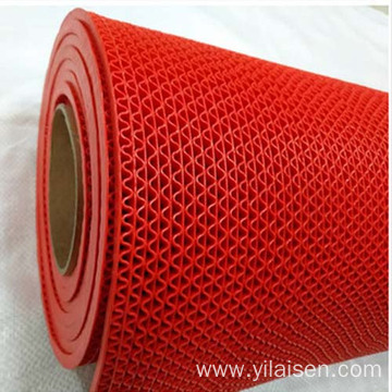PVC s mat with strong quality competitive price