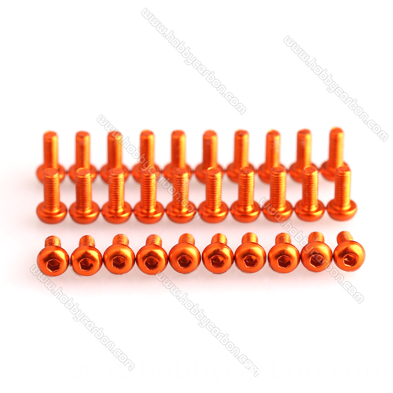 Metic Aluminum Screws