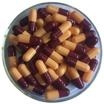 white Empty Vegetable capsules/cellulose capsule