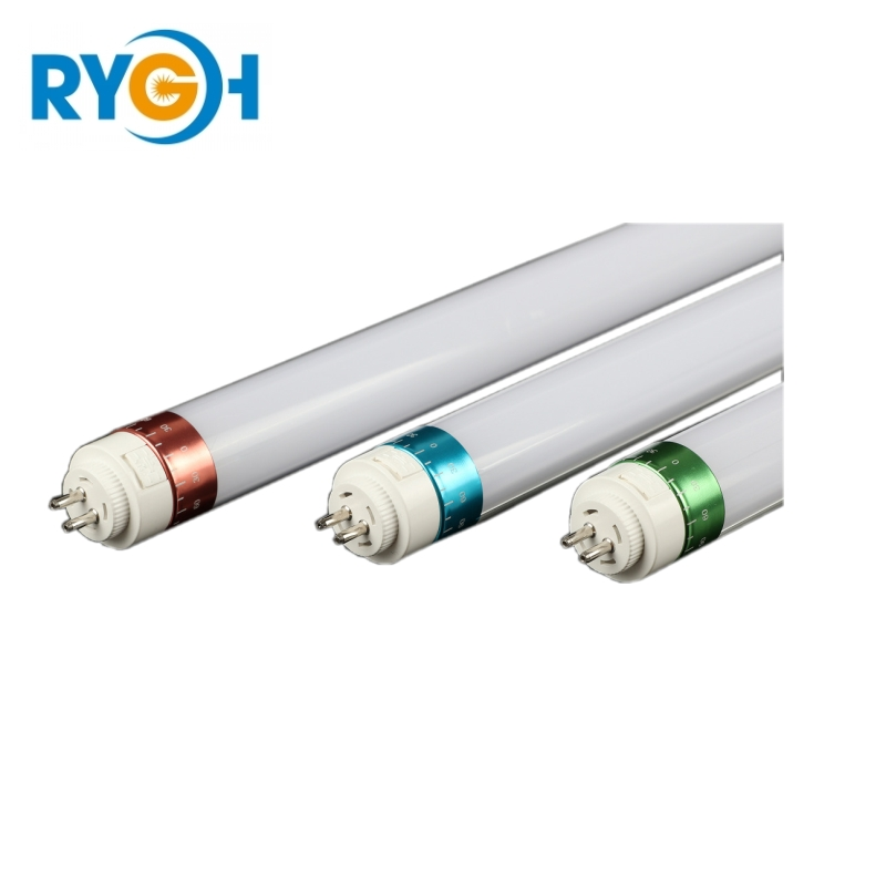 T5 end cap LED tube light high lumen 18W 24W_conew5
