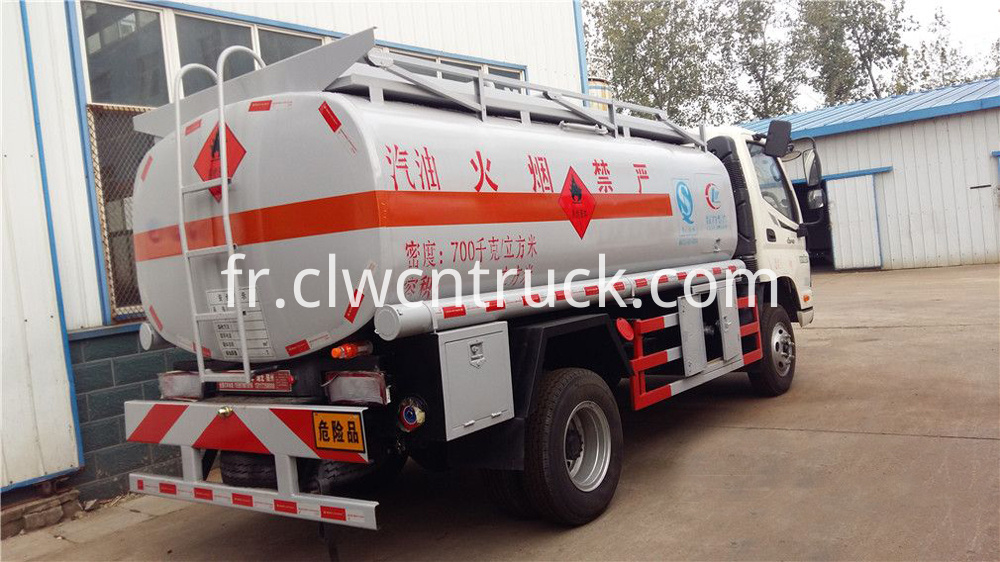 fuel transport tank truck 4
